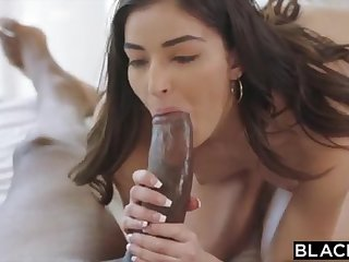 BLACKED School Establishing Girl Vengeance Pounds Her Schoolteachers BIG Coloured Load of shit